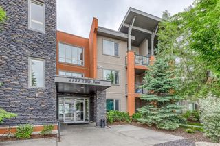Main Photo: 215 2727 28 Avenue SE in Calgary: Dover Apartment for sale : MLS®# A1094500