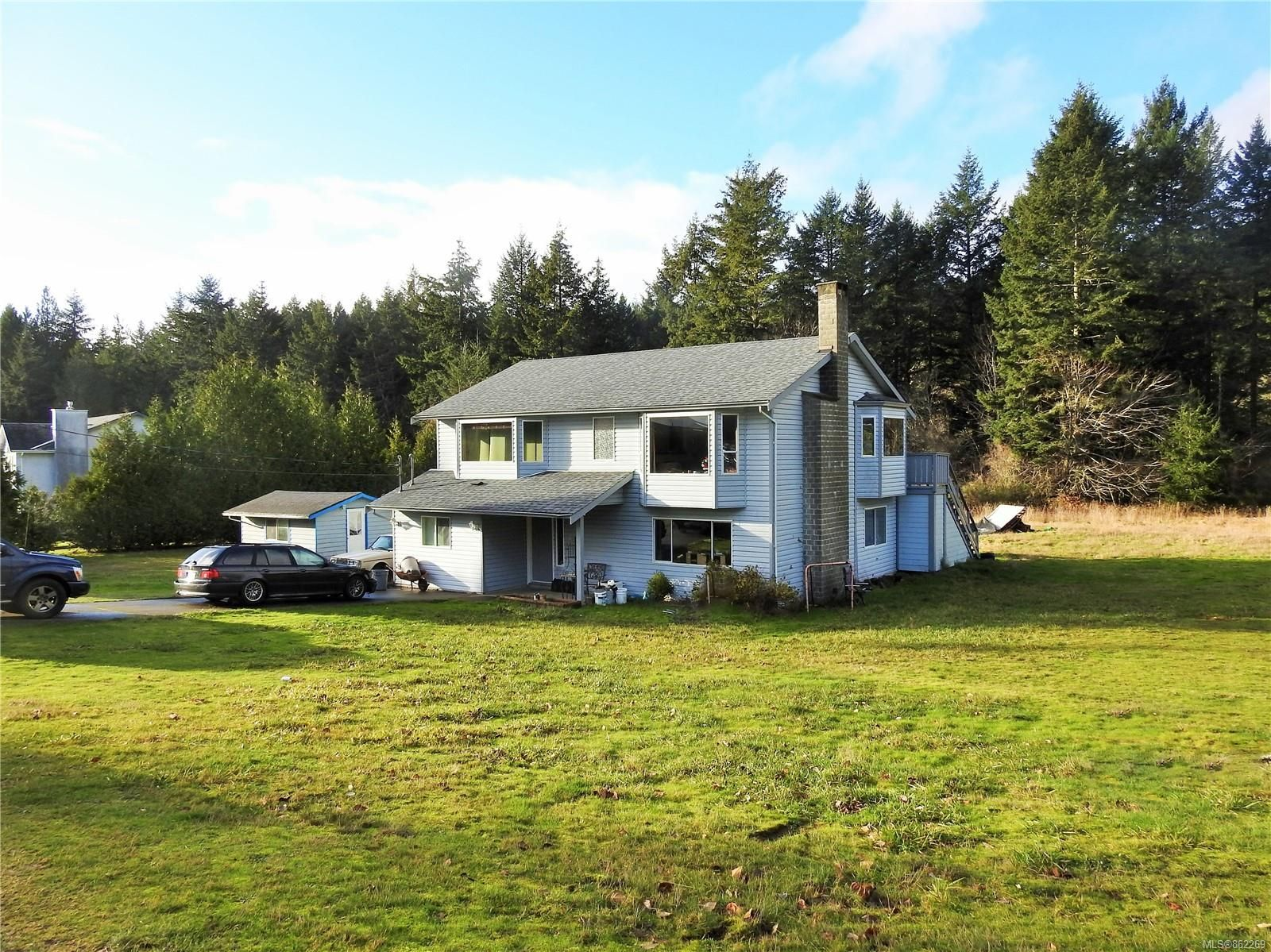 Main Photo: 2211 Ayum Rd in : Sk Saseenos House for sale (Sooke)  : MLS®# 862269