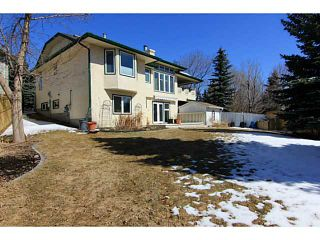 Photo 14: 34 SUNHAVEN Place SE in CALGARY: Sundance Residential Detached Single Family for sale (Calgary)  : MLS®# C3563801