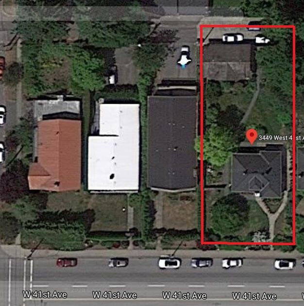 Main Photo: 3449 W 41st Avenue in Vancouver: Dunbar House for sale (Vancouver West)