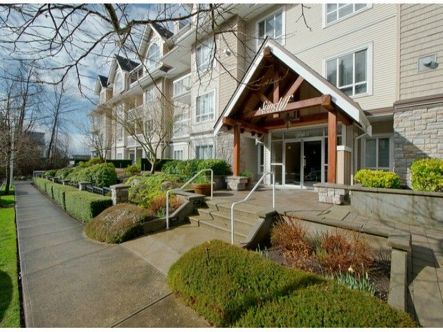"""Main Photo: 408 1685 152A Street in Surrey: King George Corridor Condo for sale in """"Suncliffe"""" (South Surrey White Rock)  : MLS®# F1318218"""