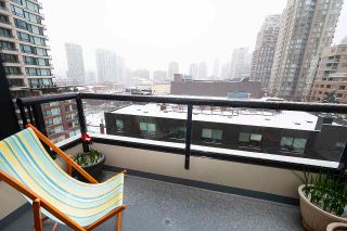 Photo 17: 710 928 HOMER STREET in Vancouver: Yaletown Condo for sale (Vancouver West)  : MLS®# R2429120