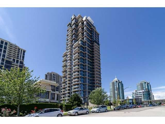 Main Photo: # 1701 2077 ROSSER AV in Burnaby: Brentwood Park Condo for sale (Burnaby North)  : MLS®# V1016152