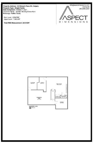 Photo 46: 64 MIDPARK Place SE in Calgary: Midnapore Detached for sale : MLS®# A1152257