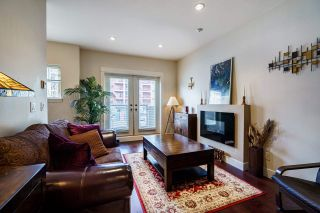 """Photo 6: 106 3382 VIEWMOUNT Drive in Port Moody: Port Moody Centre Townhouse for sale in """"LILLIUM VILAS"""" : MLS®# R2584679"""