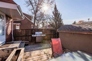 Photo 40: 13307 47 Street in Edmonton: Zone 35 Townhouse for sale : MLS®# E4238571