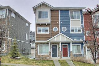 Main Photo: 446 Nolan Hill Boulevard NW in Calgary: Nolan Hill Row/Townhouse for sale : MLS®# A1154150