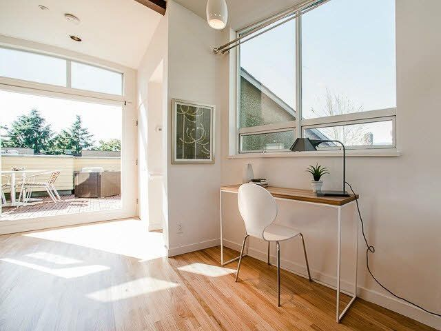 Photo 7: Photos: 1431 MAPLE Street in Vancouver: Kitsilano Townhouse for sale (Vancouver West)  : MLS®# R2085522
