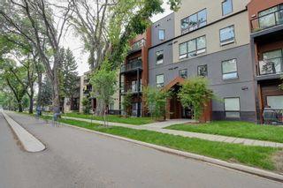 Photo 36: 101 10006 83 Avenue in Edmonton: Zone 15 Condo for sale : MLS®# E4254066