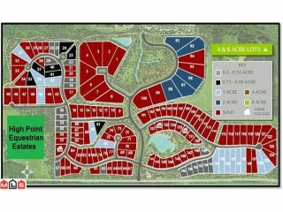 """Main Photo: 20181 2ND Avenue in Langley: Campbell Valley Land for sale in """"High Point Equestrian Estates"""" : MLS®# F1211102"""