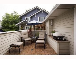 Photo 10: 1965 W 10TH Avenue in Vancouver: Kitsilano Townhouse for sale (Vancouver West)  : MLS®# V773523