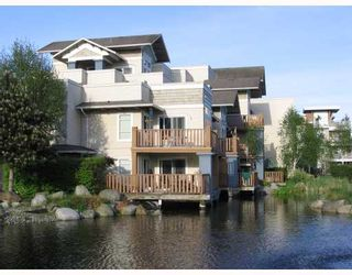 """Photo 1: 303 5600 ANDREWS Road in Richmond: Steveston South Condo for sale in """"THE LAGOONS"""" : MLS®# V748987"""