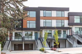 Main Photo: 2102 17A Street SW in Calgary: Bankview Row/Townhouse for sale : MLS®# A1141649