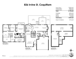 Photo 3: 836 IRVINE Street in Coquitlam: Meadow Brook House for sale : MLS®# R2611940