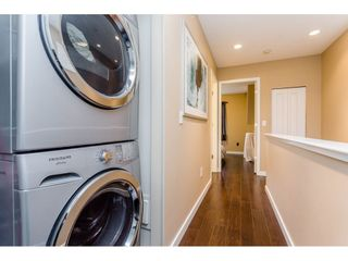 """Photo 17: 48 20540 66 Avenue in Langley: Willoughby Heights Townhouse for sale in """"AMBERLEIGH II"""" : MLS®# R2160963"""