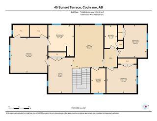 Photo 33: 40 Sunset Terrace: Cochrane Detached for sale : MLS®# A1118297