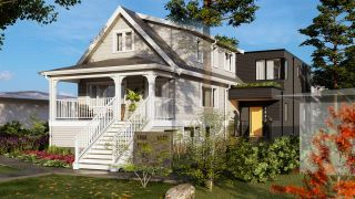 """Main Photo: 1442 E 30TH Avenue in Vancouver: Knight Townhouse for sale in """"The Douglas"""" (Vancouver East)  : MLS®# R2557855"""
