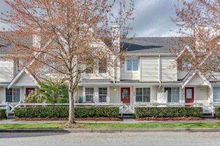 """Photo 1: 34 23575 119 Avenue in Maple Ridge: Cottonwood MR Townhouse for sale in """"HOLLY HOCK"""" : MLS®# R2357874"""