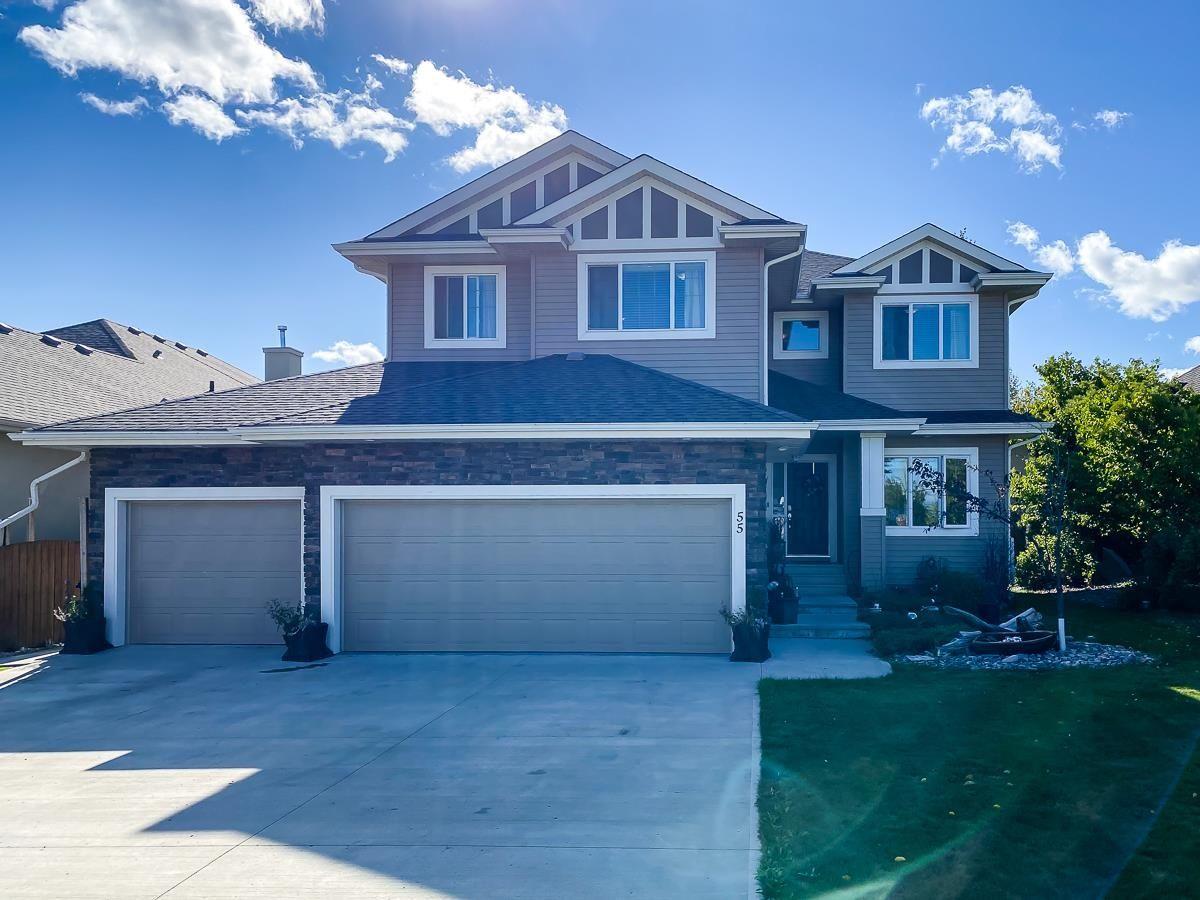 Main Photo: 55 LONGVIEW Drive: Spruce Grove House for sale : MLS®# E4262960