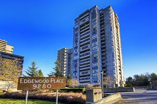 """Photo 1: 2102 9280 SALISH Court in Burnaby: Sullivan Heights Condo for sale in """"EDGEWOOD PLACE"""" (Burnaby North)  : MLS®# R2099847"""