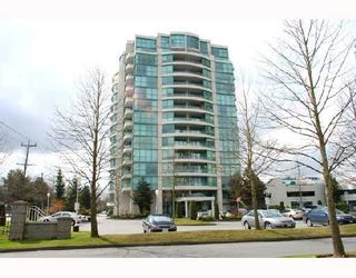 """Main Photo: 706 8851 LANSDOWNE Road in Richmond: Brighouse Condo for sale in """"CENTRE POINT"""" : MLS®# V700878"""