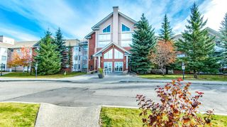 Main Photo: 149 6868 Sierra Morena Boulevard SW in Calgary: Signal Hill Apartment for sale : MLS®# A1155117