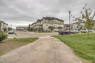 Photo 43: 129 Windstone Park SW: Airdrie Row/Townhouse for sale : MLS®# A1137155