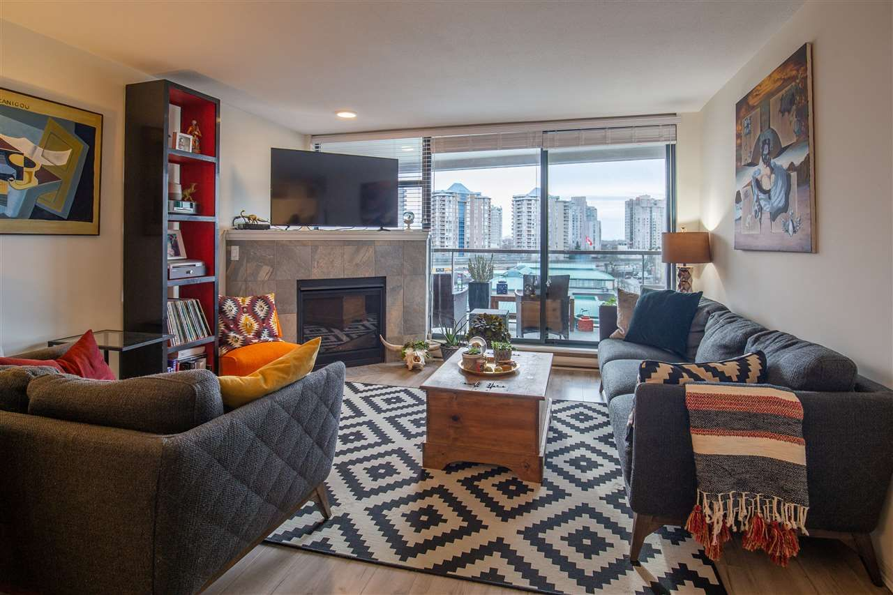 """Main Photo: 405 98 TENTH Street in New Westminster: Downtown NW Condo for sale in """"PLAZA POINTE"""" : MLS®# R2540432"""
