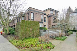 """Photo 1: 8 1863 WESBROOK Mall in Vancouver: University VW Townhouse for sale in """"ESSE"""" (Vancouver West)  : MLS®# R2329957"""