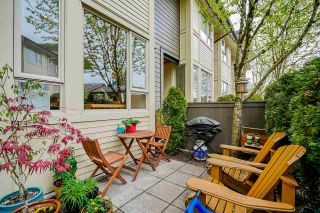 Photo 4: #129 9229 UNIVERSITY CRESCENT in Burnaby: Simon Fraser Univer. Townhouse for sale (Burnaby North)  : MLS®# R2452458