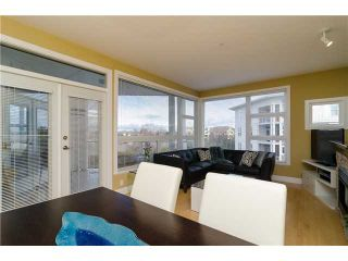 """Photo 4: 313 4500 WESTWATER Drive in Richmond: Steveston South Condo for sale in """"COPPER SKY WEST/STEVESTON SOUTH"""" : MLS®# V1065529"""