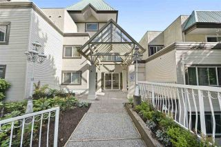 Photo 1: 400 1310 CARIBOO STREET in New Westminster: Uptown NW Condo for sale : MLS®# R2391971