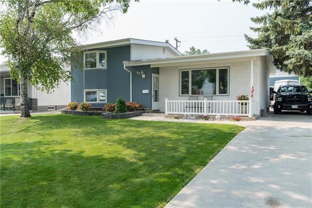 Main Photo: 69 Columbus Crescent in Winnipeg: House for sale : MLS®# 202118943