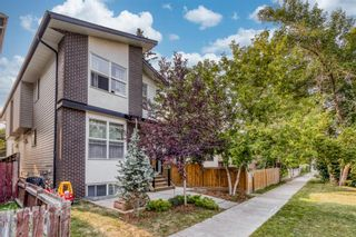 Main Photo: 1607 2 Street NW in Calgary: Crescent Heights Duplex for sale : MLS®# A1134910