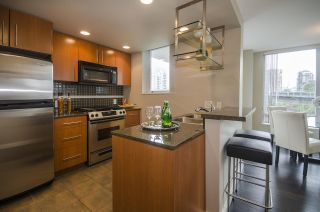 Photo 1: 506 550 PACIFIC STREET in Vancouver: Yaletown Condo for sale (Vancouver West)  : MLS®# R2070570