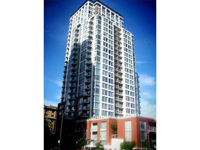 "Main Photo: 2504 550 TAYLOR Street in Vancouver: Downtown VW Condo for sale in ""TAYLOR"" (Vancouver West)  : MLS®# V820139"