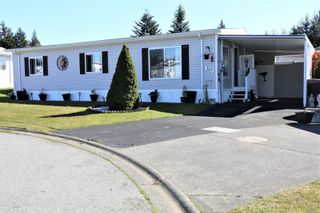 Photo 1: 117 4714 Muir Rd in : CV Courtenay East Manufactured Home for sale (Comox Valley)  : MLS®# 870233