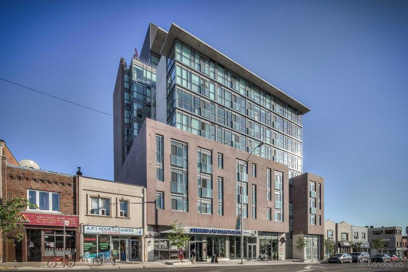 FEATURED LISTING: 305 - 2055 Danforth Avenue Toronto