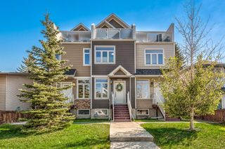 Photo 1: 4512 73 Street NW in Calgary: Bowness Row/Townhouse for sale : MLS®# A1138378