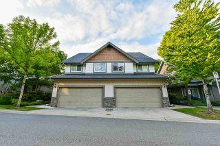 "Photo 1: 25 8717 159 Street in Surrey: Fleetwood Tynehead 1/2 Duplex for sale in ""Springfield Gardens"" : MLS®# R2577958"