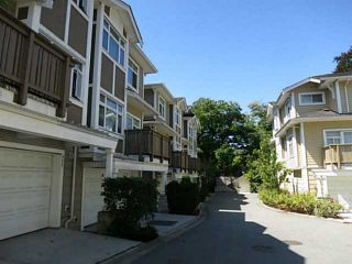 Photo 17: 867 W 59TH AV in Vancouver: South Cambie Townhouse for sale (Vancouver West)  : MLS®# V1136841
