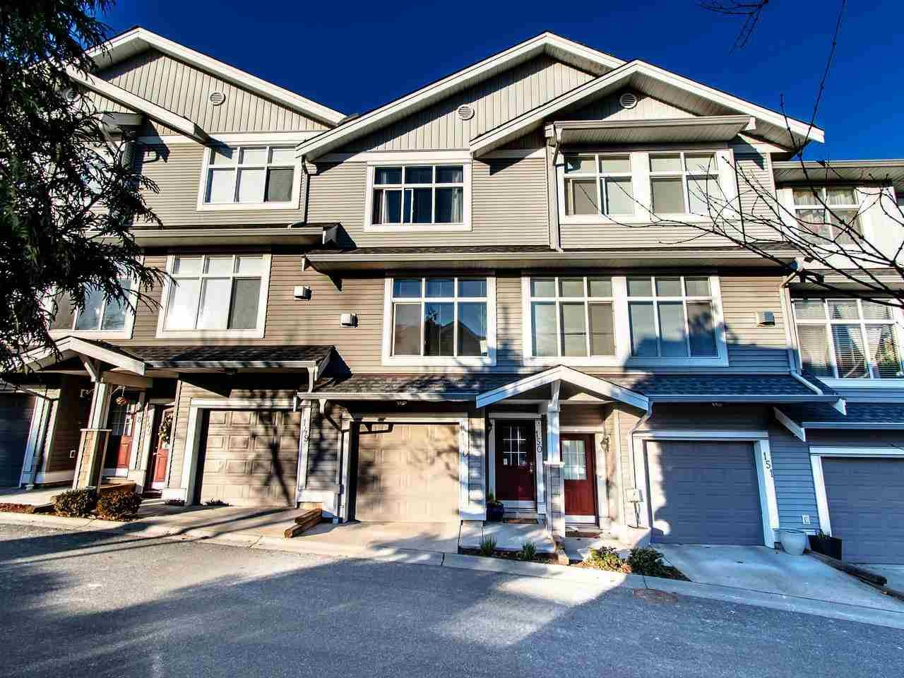 """Main Photo: 150 20449 66 Avenue in Langley: Willoughby Heights Townhouse for sale in """"NATURES LANDING"""" : MLS®# R2422981"""