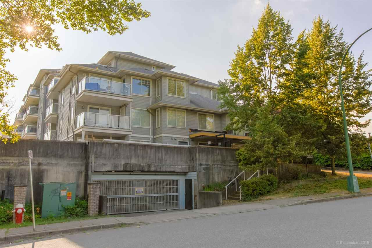 "Main Photo: 301 11671 FRASER Street in Maple Ridge: East Central Condo for sale in ""BEL MAR TERRACE"" : MLS®# R2440291"