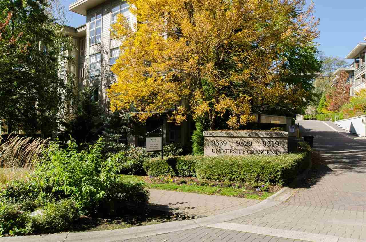 """Main Photo: 205 9339 UNIVERSITY Crescent in Burnaby: Simon Fraser Univer. Condo for sale in """"HARMONY"""" (Burnaby North)  : MLS®# R2113560"""
