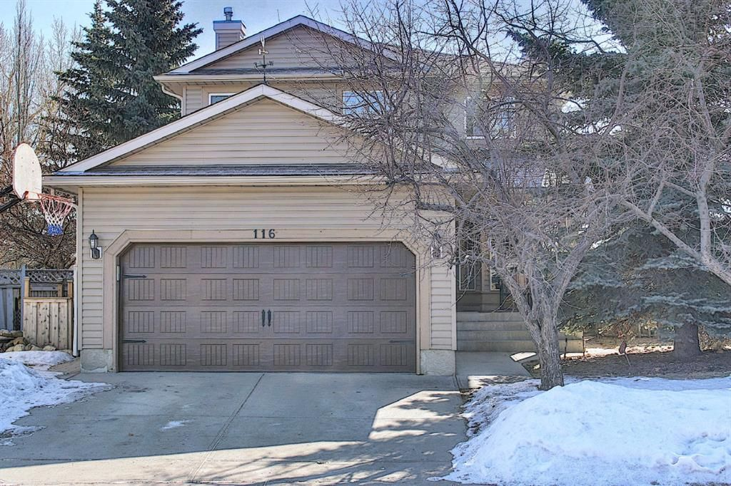 Main Photo: 116 Hidden Circle NW in Calgary: Hidden Valley Detached for sale : MLS®# A1073469