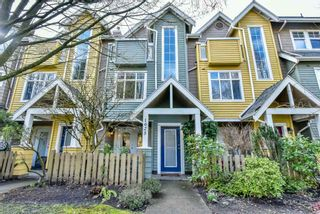 "Photo 1: 1625 MCLEAN Drive in Vancouver: Grandview VE Townhouse for sale in ""COBB HILL"" (Vancouver East)  : MLS®# R2244296"