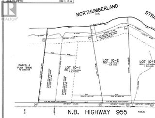 Photo 9: lot 10-1 Route 955 in Murray Corner: Vacant Land for sale : MLS®# M135241