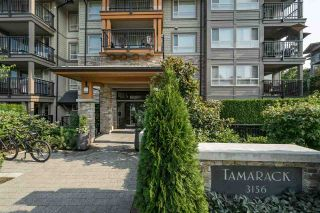 """Photo 16: 409 3156 DAYANEE SPRINGS BL in Coquitlam: Westwood Plateau Condo for sale in """"TAMARACK"""" : MLS®# R2294212"""