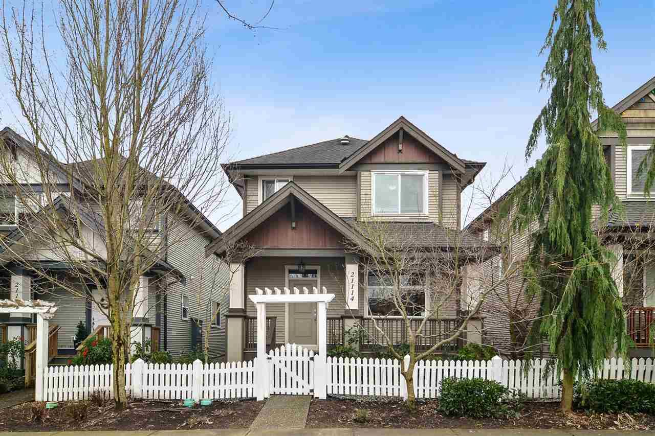 Main Photo: 21114 80 Avenue in Langley: Willoughby Heights House for sale : MLS®# R2547044