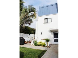 Photo 18: PACIFIC BEACH Townhouse for sale : 3 bedrooms : 4257 Gresham Street in San Diego